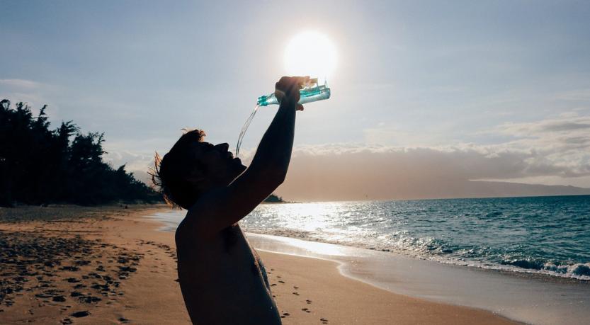 חשיבות השתייה – עדיפות לשתיית מים
