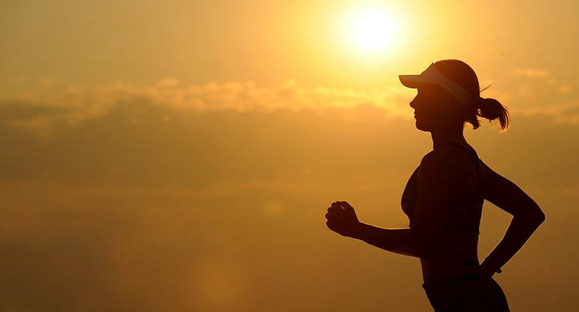 פעילות גופנית ועלייה במשקל לאחר הפסקת עישון בנשים לאחר הפסקת הווסת
