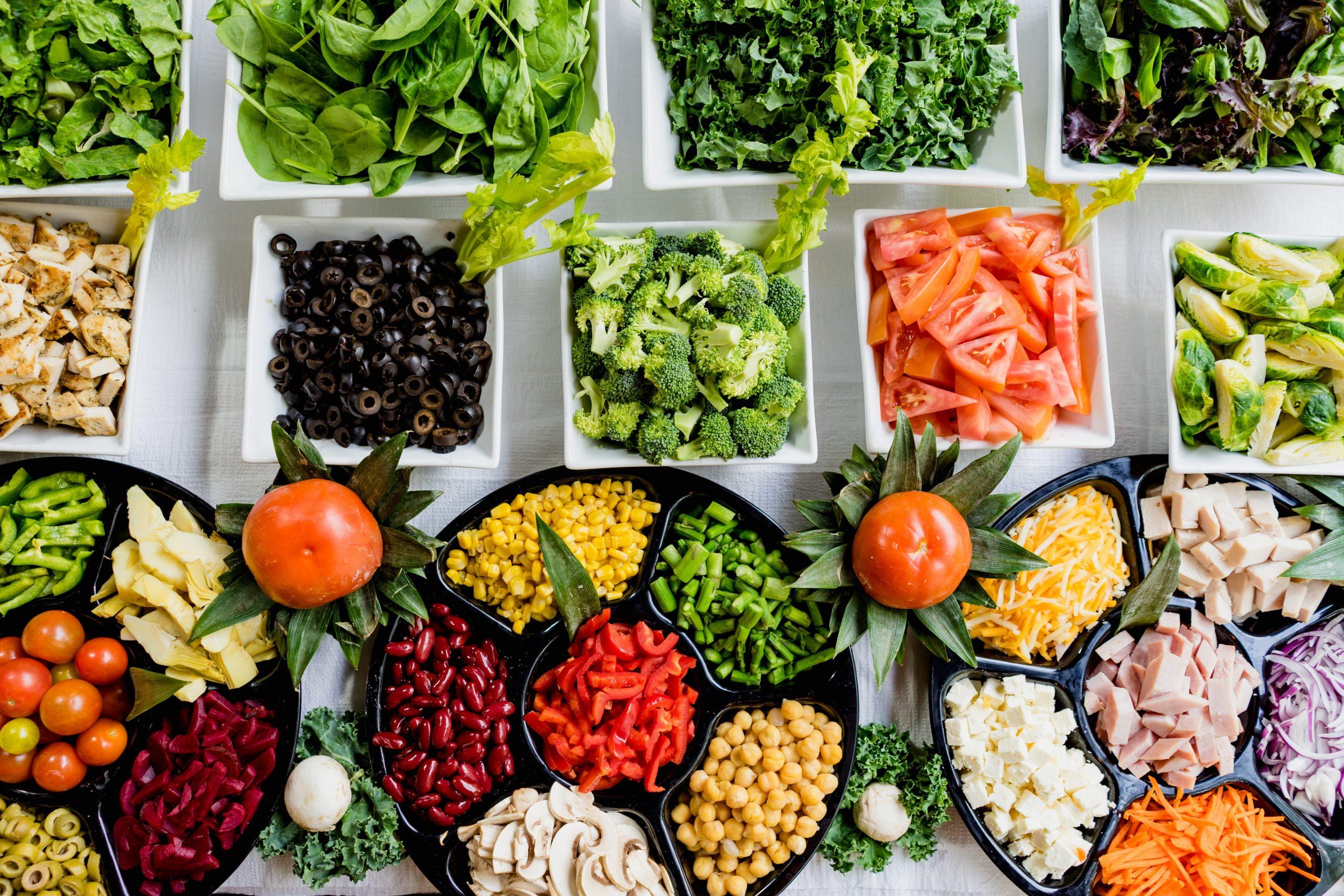 איכות התזונה והמיקרוביום הקשור ברירית המעי הגס האנושי